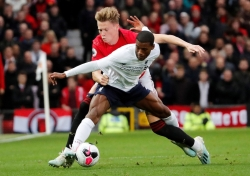 Liverpool - Man United: Hướng tới
