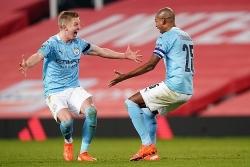 Man Utd 0-2 Man City: Đẳng cấp của nhà đương kim vô địch