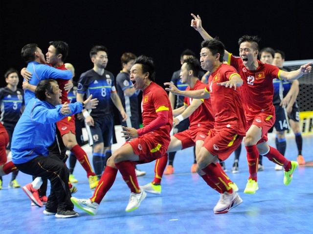 Futsal Việt Nam có thể được đặc cách dự World Cup
