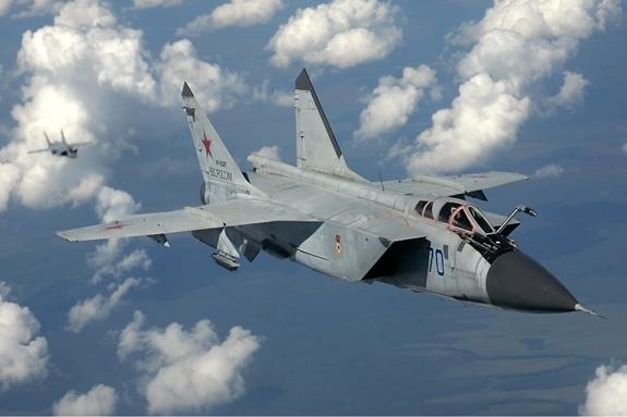 """Hé lộ """"giấc mơ MiG-41"""""""