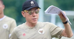 HLV Shin Tae-yong muốn Indonesia ngáng chân đội tuyển Việt Nam