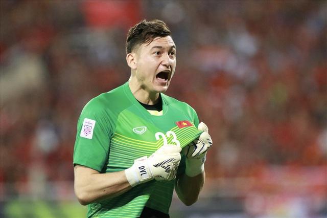 Sang Nhật Bản thi đấu, Đặng Văn Lâm khó dự AFF Cup - 1