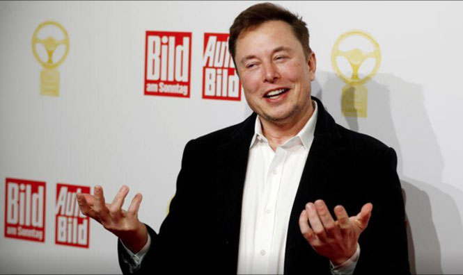 Elon Musk trở thành người giàu nhất thế giới