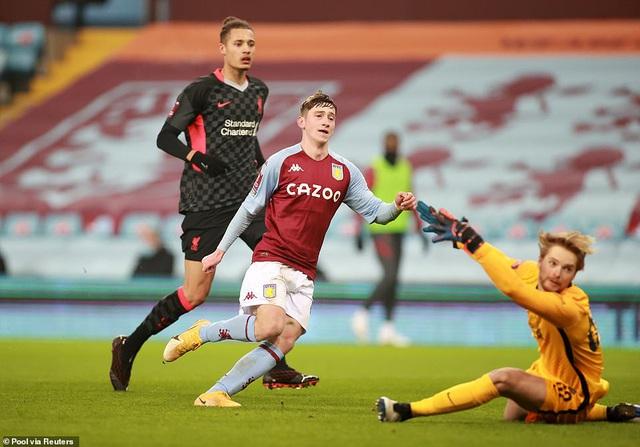 Liverpool phục hận thất bại 2-7 trước Aston Villa - 3