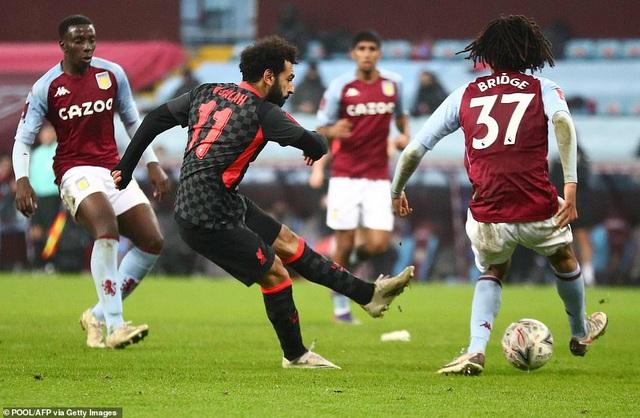 Liverpool phục hận thất bại 2-7 trước Aston Villa - 8