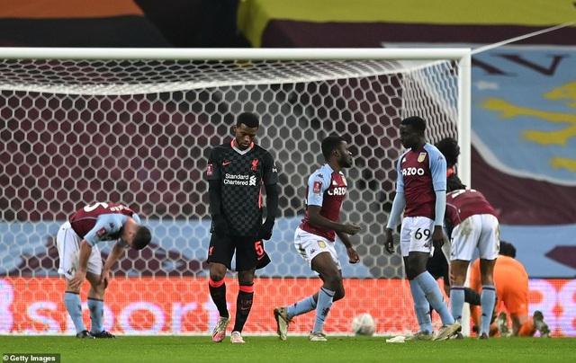 Liverpool phục hận thất bại 2-7 trước Aston Villa - 9