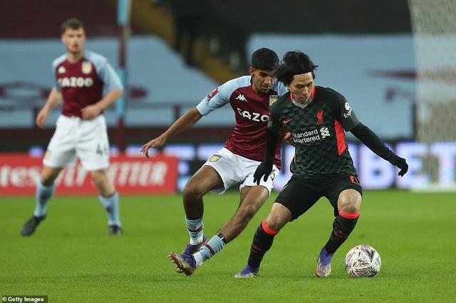 Liverpool phục hận thất bại 2-7 trước Aston Villa - 7