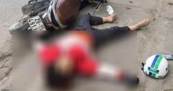 Hà Nội: Người phụ nữ bị sát hại khi đang đi xe máy trên đường