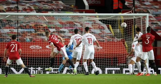 Man Utd giành chiến thắng tối thiểu trước Watford