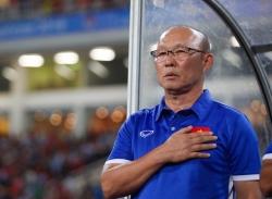 HLV Park Hang Seo quyết giúp bóng đá Việt Nam giành