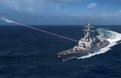Hải quân Mỹ và những chương trình vũ khí laser đáng chú ý
