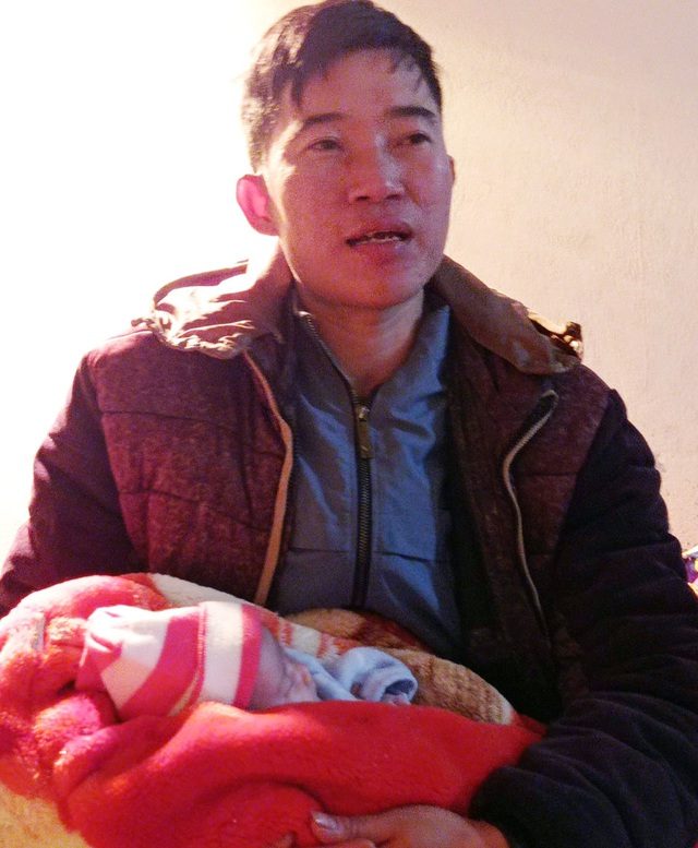 Bé sơ sinh bị bỏ rơi trong đêm rét cùng bức thư mẹ có lỗi với con - 3