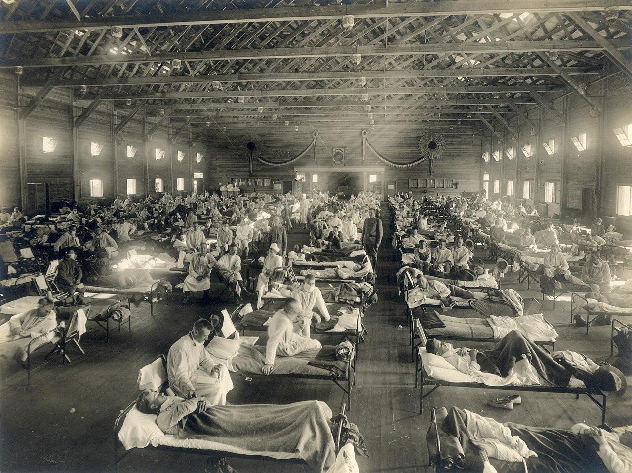 Cúm Tây Ban Nha năm 1918 – Đại dịch không bao giờ biến mất