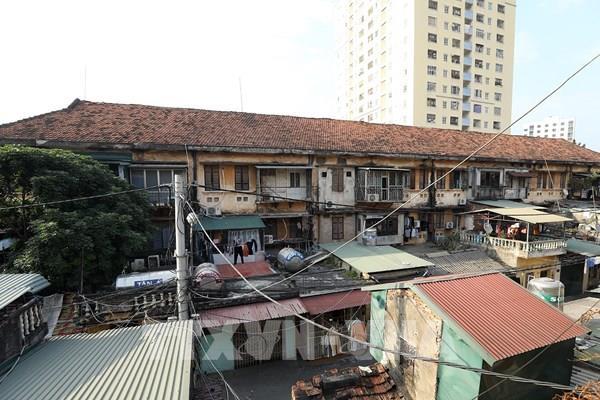Chung cư cũ chậm được cải tạo và xây dựng lại, nguyên nhân do đâu?