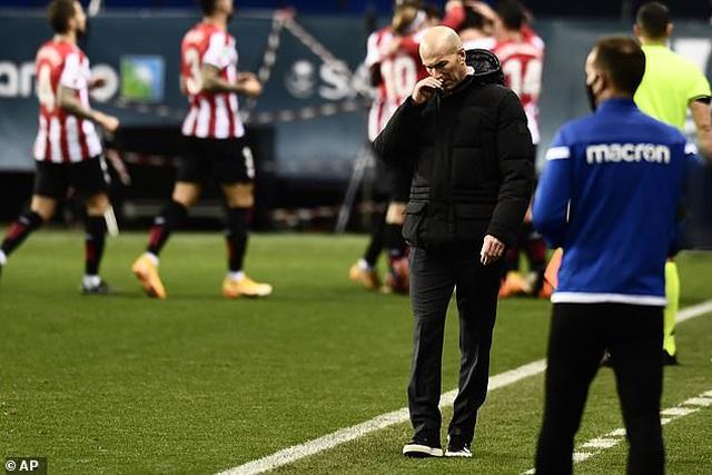 Thua Bilbao, Real Madrid tan mộng vô địch Siêu Cup Tây Ban Nha - 4