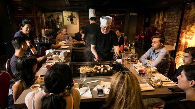 Thú vị nghề đầu bếp trên thế giới