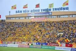 """Sân Thiên Trường - Nơi """"đi dễ khó về"""" với Hà Nội FC"""
