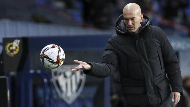Real Madrid bết bát, HLV Zidane trước nguy cơ lớn bị sa thải