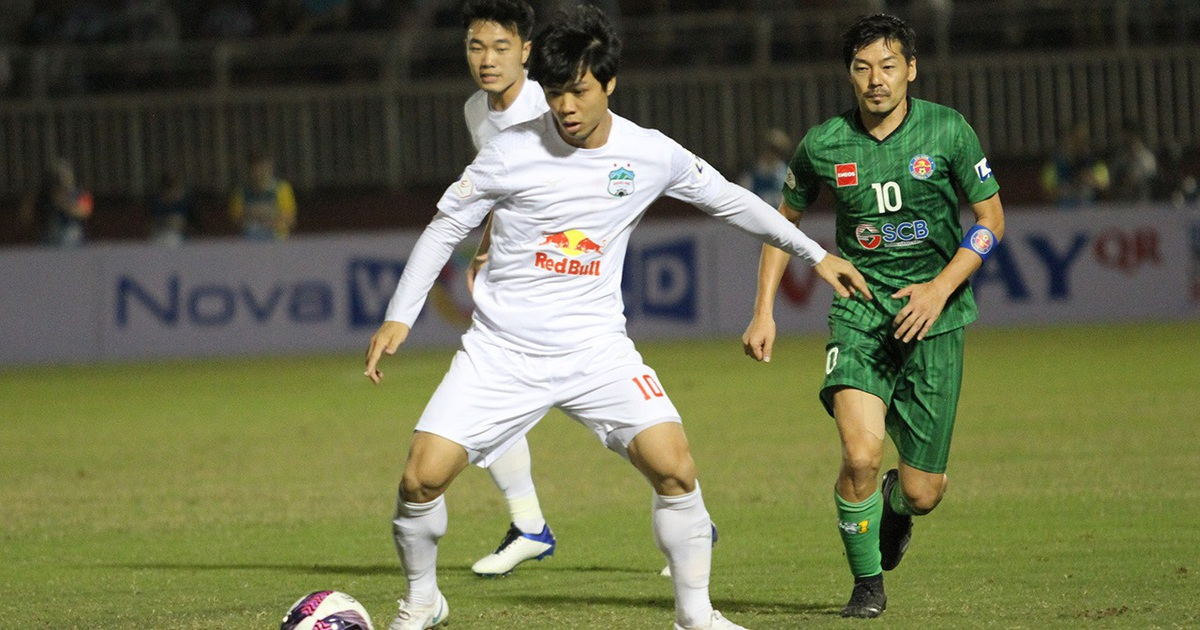 HA Gia Lai thua Sài Gòn FC trong ngày HLV Kiatisuk ra mắt