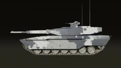 Anh cân nhắc việc tham gia phát triển xe tăng tương lai cùng châu Âu