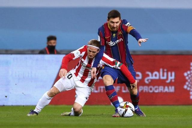 Messi đánh nguội đối thủ: Quả bom ức chế đã phát nổ? - 2