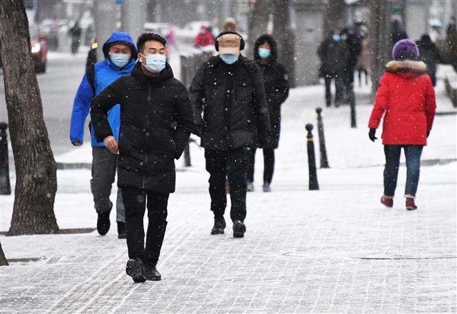 COVID-19 tới 6 giờ sáng 21/1: Thế giới trên 97 triệu ca bệnh; Trung Quốc lo dịch bùng lại dịp Tết