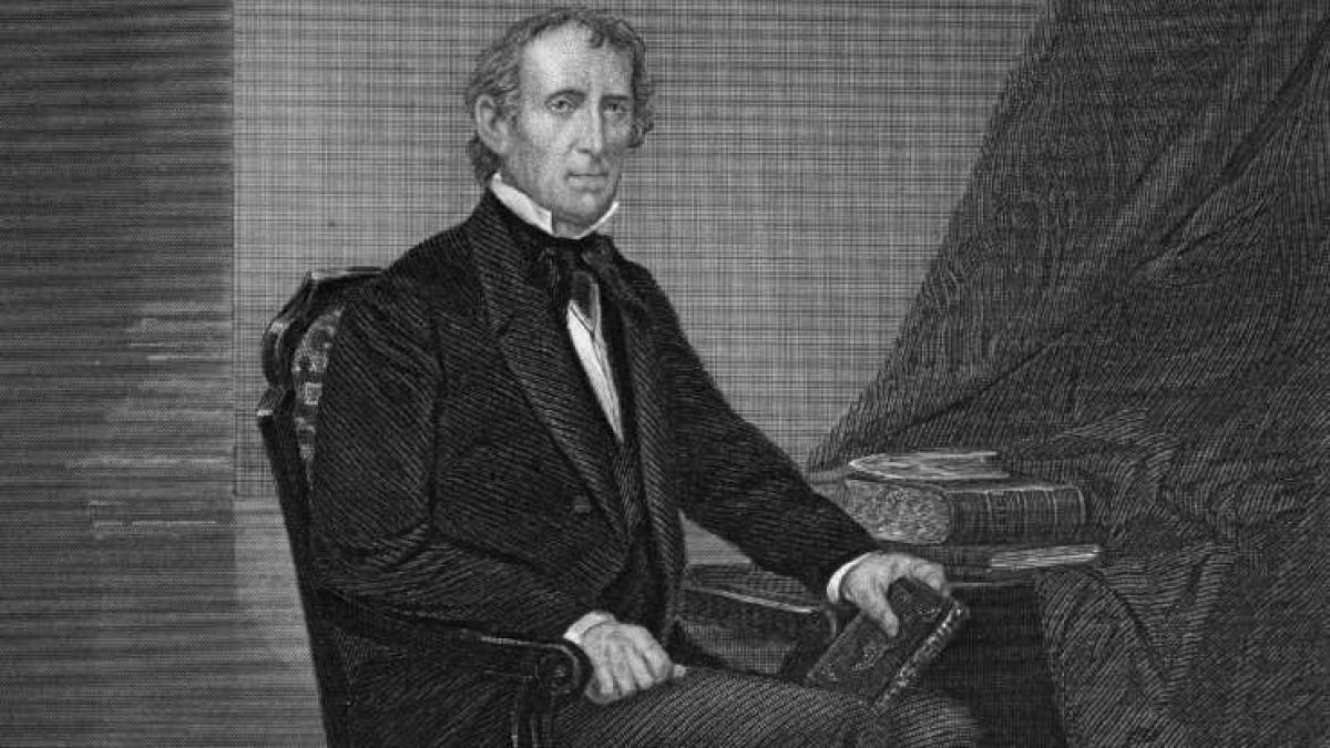 John Tyler (1790-1862): John Tyler đã đối mặt với việc bị chính đảng của ông luận tội - đảng Whig. Khi trở thành Tổng thống sau cái chết của Tổng thống William Henry Harrison năm 1841, ông Tyler đã phản đối các tham vọng lập pháp của đảng Whig, trong đó có việc thành lập một ngân hàng quốc gia. Những nỗ lực luận tội với lý do đó đã thất bại vào năm 1843 và ông Tyler vẫn tiếp tục nhiệm kỳ tổng thống của mình.