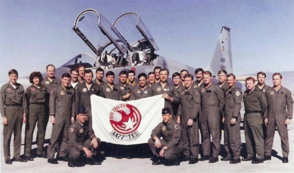 Phi đội Kiểm tra và Đánh giá số 4477 của Mỹ (Nguồn: RBTH)