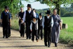 """Amish – Tộc người """"chối bỏ thế giới hiện đại"""" giữa lòng nước Mỹ"""
