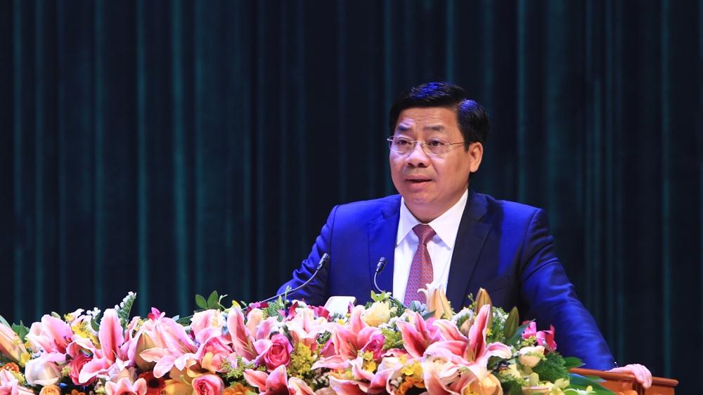 Phát huy sức mạnh đoàn kết trong Đảng, tỉnh Bắc Giang dẫn đầu toàn quốc về tăng trưởng GRDP