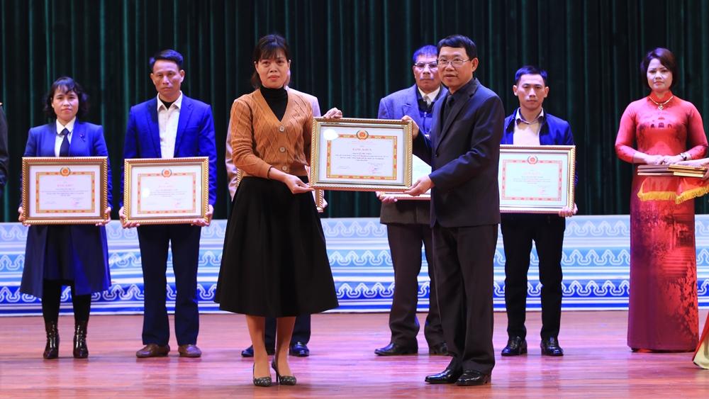 Phát huy sức mạnh đoàn kết trong Đảng, Bắc Giang dẫn đầu toàn quốc về tăng trưởng GRDP