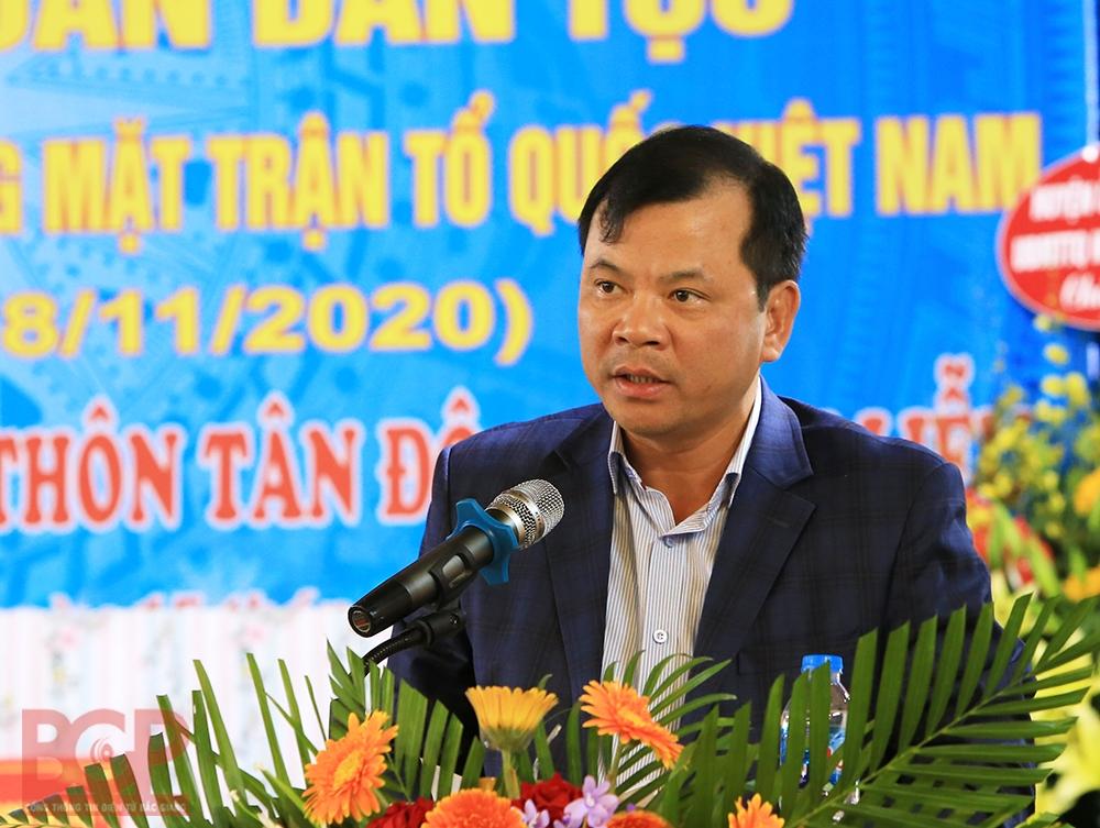 Ông Phan Thế Tuấn điều hành hoạt động chung UBND tỉnh Bắc Giang