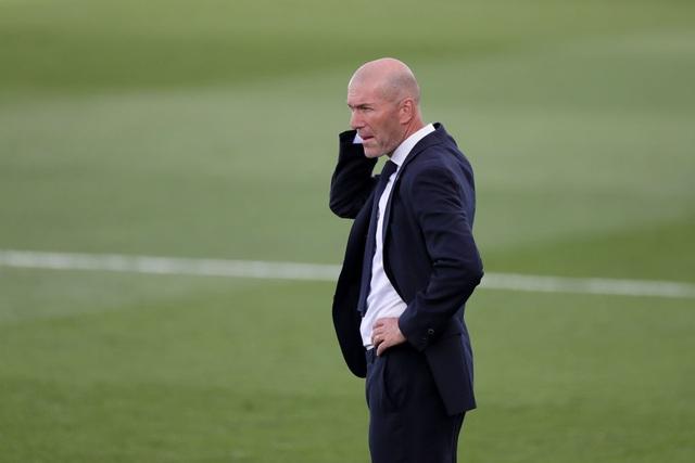 Real Madrid đón tin sốc khi HLV Zidane nhiễm Covid-19 - 2