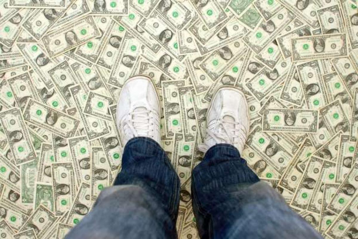 Ở Mexico, người ta tin rằng, đặt hóa đơn vào giày trong đêm giao thừa sẽ có một năm mới phát đạt.