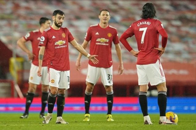Man Utd 1-2 Sheffield Utd: Địa chấn ở Old Trafford