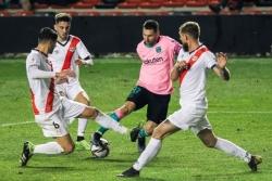 Messi tỏa sáng, Barca ngược dòng ấn tượng trước Rayo Vallecano
