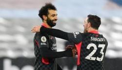 """Salah """"thông nòng"""", Liverpool đánh hạ West Ham"""