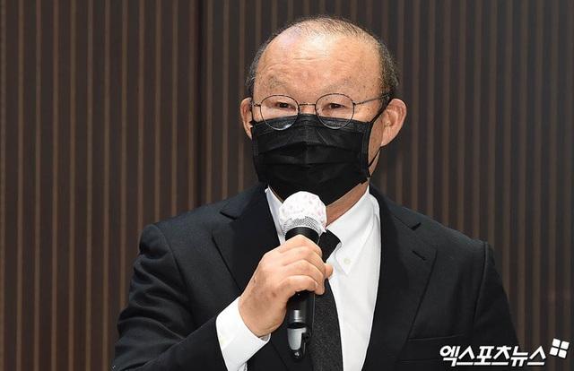 HLV Park Hang Seo: Tôi chưa nghĩ tới việc gia hạn hợp đồng với VFF - 2