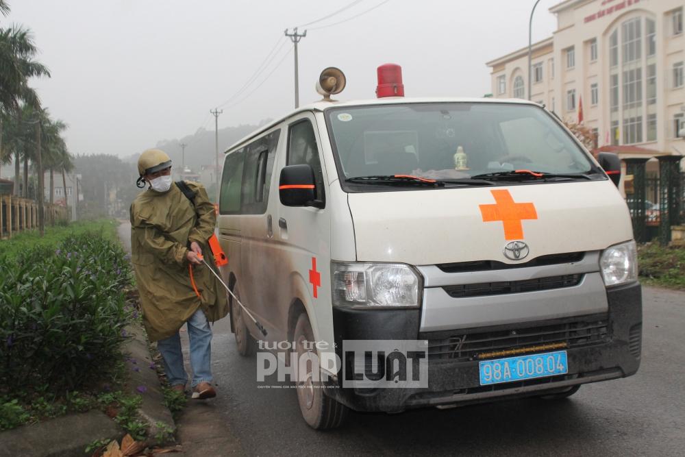 Bắc Giang thêm một trường hợp dương tính với SARS-CoV-2