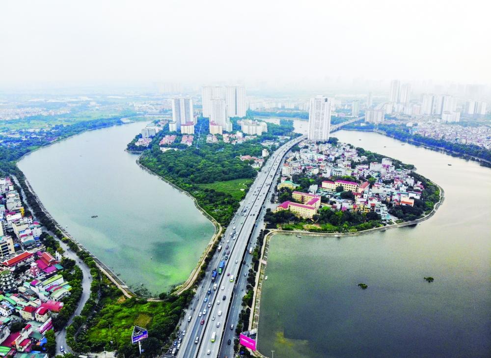 Phát triển hệ thống hạ tầng giao thông xứng với vị thế, tiềm năng của Thủ đô
