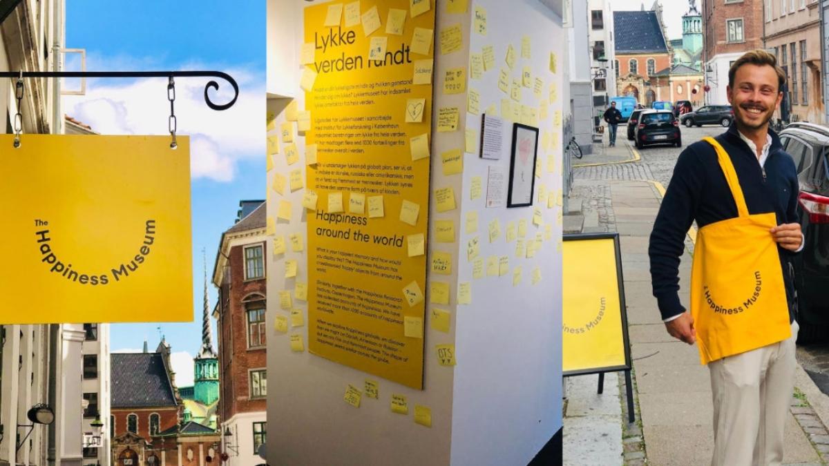 Bảo tàng Hạnh phúc ở thủ đô Copenhagen, Đan Mạch. Ảnh: Curly Tales