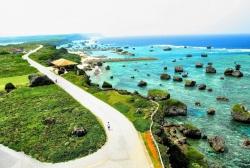 Thăm hòn đảo trường thọ Okinawa tại Nhật Bản