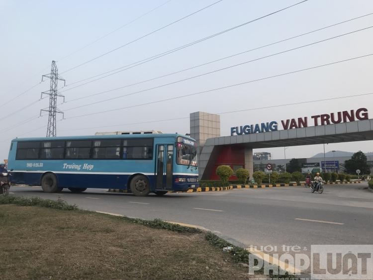 Bắc Giang tạm thời chưa tiếp nhận những công nhân từ tỉnh Hải Dương trở lại làm việc