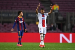 "Mbappe lập hat-trick, PSG ""đè bẹp"" Barca tại Nou Camp"