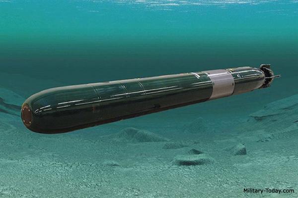 Nga thử nghiệm siêu ngư lôi 'ngày tận thế' phóng từ tàu ngầm hạt nhân