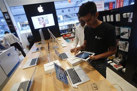 Apple có kế hoạch sản xuất iPad tại Ấn Độ