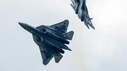 Nga thử nghiệm khả năng mang tên lửa siêu thanh trên tiêm kích tàng hình Su-57