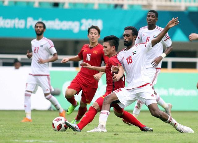 Báo UAE phân tích những lợi thế của đội nhà khi vòng loại World Cup bị hoãn