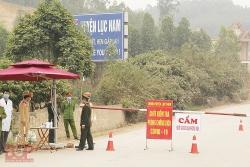 """Bắc Giang """"chi viện"""" 2 tỷ đồng cho Hải Dương chống dịch Covid-19, dỡ bỏ một vùng cách ly"""