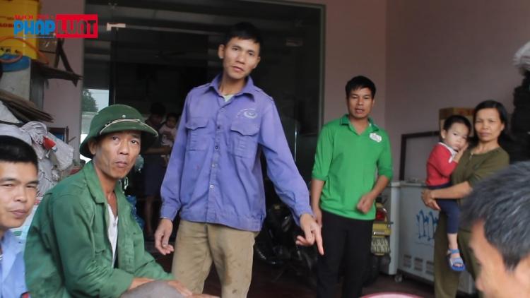 bac giang dan linh du hau qua do nha thau thi cong cham tien do tai du an ket noi duong vanh dai 4